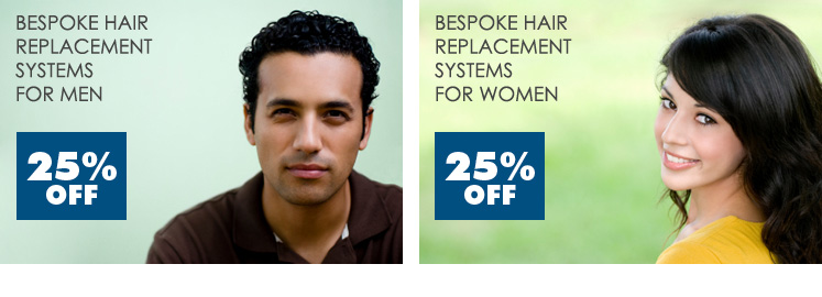 Bespoke Hair Replacement Systems